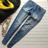 Стильные плотные джинсы бойфренд M&S рр М