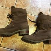 Женские ботинки сапожки Skechers 38 размер