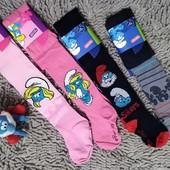 Колготы для мальчиков и девочек Smurfs