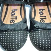 фирменные туфли р 10,28