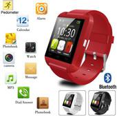 Смарт часы Smart Watch M8 Bluetooth-красные