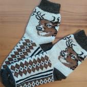 Чоловічі зимові носки