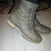 Ботинки Ecco 39р 26см