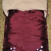 Универсальные теплые мешки для санок выбор