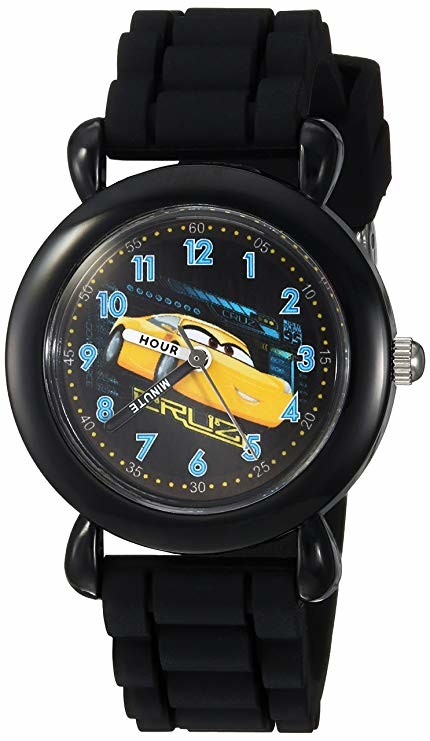Детские наручные часы disney cars 3 тачки 3 молния маквин для детей фото №1