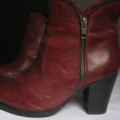 Ботинки Next 38р.24,5см кожа