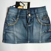 Джинсовые юбки Many&Many для девочек