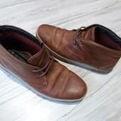 Кожаные ботинки Clarks  11G