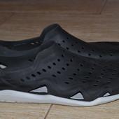 Crocs Swiftwater Wave Navy 45р сандалии кроксы