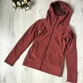 Флисовая кофта -курточка Bench, размер S состояние новой