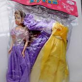 "Кукла типа ""Барби"" 888P5-2 (набор платьев)"
