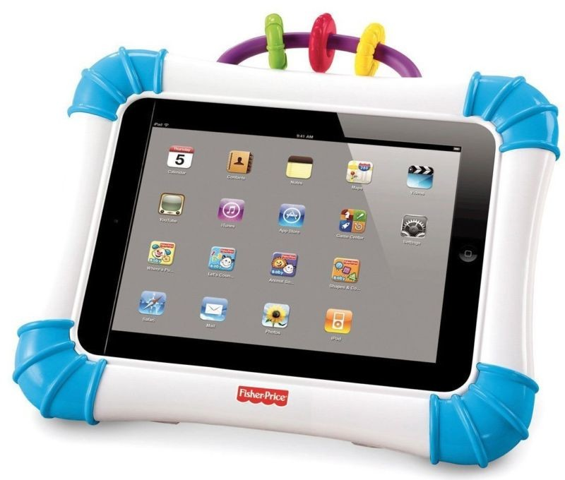 Чехол для ipad, планшета или электронной книги fisher-price бу фото №1