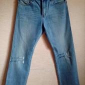 Брендовые джинсы D&G 50/52 р. на высокий рост две пары