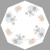 Зонт раскраска Zest. 3 расцветки.