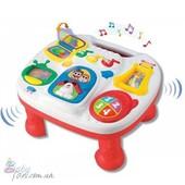 Музыкальный обучающий столик Keenway 32703