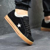 Кеды мужские Converse All Star black