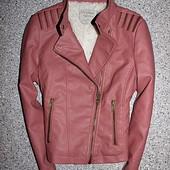 Курточка косуха на 8-10 лет