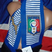 Новий оригинал фирменний шарф футбольний Puma. зб Италии .
