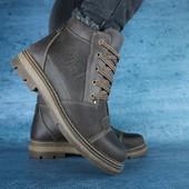 Ботинки Westland, на меху, р. 40-45, оригинал, код gavk-10377