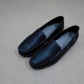 Мокасины туфли Ara термо мембрана Gore-Tex черные