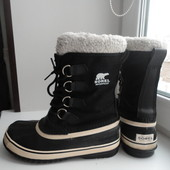 Cапоги-сноубутсы Sorel waterproof/раз.36-36,5.