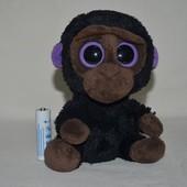 TY фирменный Милейшая мартышка обезьянка глазастик