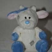 № 47 козлёнок козел Zee Zee the Goat друг мишки тедди My blue nose friends Carte Blanche