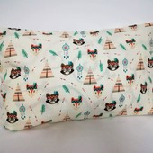 Веселые индейцы! Постельный комплект для детской кроватки!