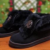 Ботинки женские зимние Polin Stael
