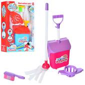 Игровой набор для уборки clean family