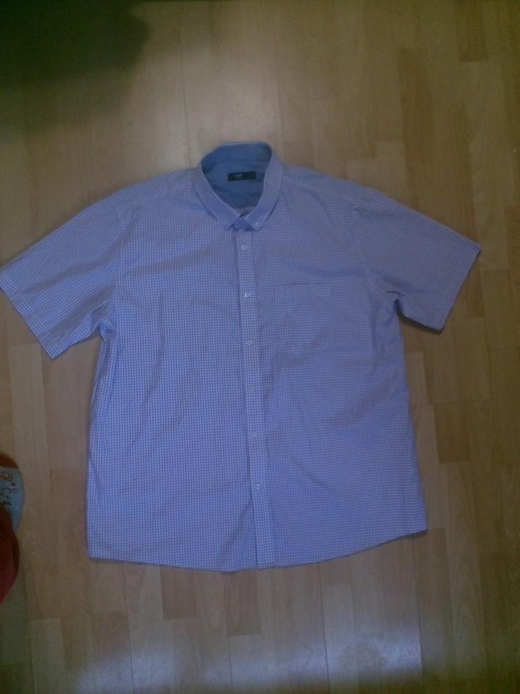 Фирменная рубашка XXL фото №1