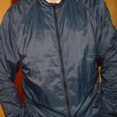 Спортивная оригинал брендовая ультра суперлегкая курточка ветровка Sharp Шарп .л .