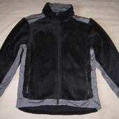 Crane (L/50) теплая флиссовая куртка ветровка мужская