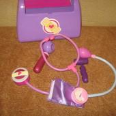 чемодан доктор плюшева с инструментами