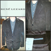 Rene Lezard, Германия, дорогой бренд!!! р. 50.