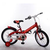 Велосипед двухколёсный детский 16 дюймов Profi Original boy W16115