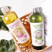 Дитячий шампунь від Farmasi