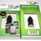 USB адаптер, для подзарядки в автомобиле