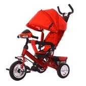 детский трехколесный велосипед Тилли Трайк Tilly Trike Т-346 с Фарой
