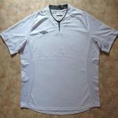 Белая мужская футболка 54 для спорта