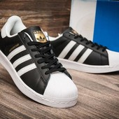 Кроссовки Adidas Superstar, р. 41-45, код kv-2524