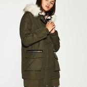 Стильна фірмова куртка House ))) з Польщі  зимова, утеплена штучним хутром