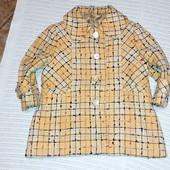 Пальто 2-3 года.92-98 см