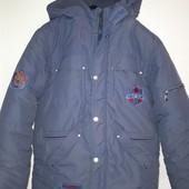Зимняя куртка Kiko мальчику 13 лет бу
