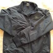 Куртка ветровка плотная Nike р.46 оригинал