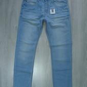 Мужские летние джинсы Watsons Denim Германия, размер 52 (36/33)
