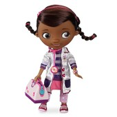 Disney Поющая кукла Доктор Плюшева doc mcstuffins toy hospital talking and singing