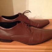 туфли модельные marks & spencer р.44-45