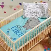 Новое детское постельное бельё для новорождённых в кроватку Германия