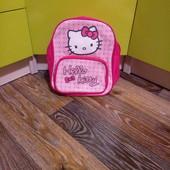 Красивенный фирменный рюкзак TU Sanrio Хеллоу Китти  как новый